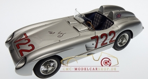 CMC Mercedes-Benz 300 SLR, Mille Miglia, original signed Sir Stirling Moss