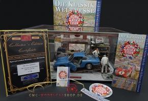CMC Vintage Diorama Porsche 901, 7. Collectors Edition