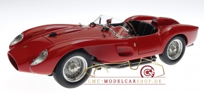 CMC Ferrari Testa Rossa, signiert CMC CEO Ms. Shuxiao Jia 3.Collectors Edition