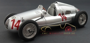 CMC Auto Union Typ D #14, 1938/39 French GP 1939
