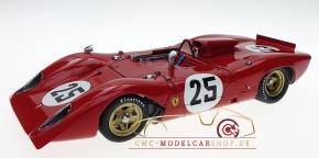 CMC Ferrari 312P Spyder, Sebring #25 Amon/Andretti, 1969