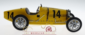 CMC Bugatti T35 Belgien #14, Nation Color Project