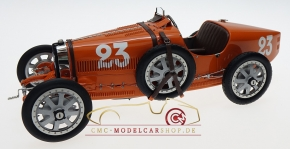 CMC Bugatti T35 Niederlande, Nation Color Project