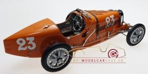 CMC Bugatti T35 Niederlande incl. Atlantic Vitrine