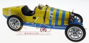 CMC Bugatti T35 Schweden #5, Nation Color Project
