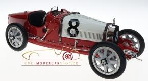 CMC Bugatti T35 Schweiz #8, Nation Color Project