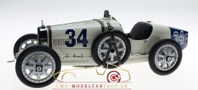 CMC Bugatti T35 #34 Etas-Unis d'Amerique, Nation Color Project