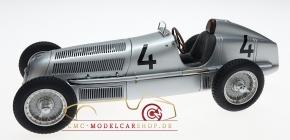 CMC Mercedes-Benz W25, 1935 GP Monaco # 4 en noir, erreur typographique CMC origine