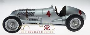 CMC Mercedes-Benz W125 #4 GP Donington, 1937, Dick Seaman