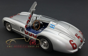 CMC Mercedes-Benz 300 SLR #658 Fangio, 5. Collectors Edition