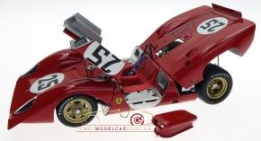 CMC Ferrari 312P Spyder Andretti Signatur Edition, 325 Stück