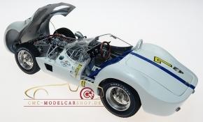 CMC Maserati Tipo 61 Birdcage #7 GP Cuba (Havana), 1960