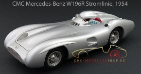 CMC Mercedes-Benz W 196R, Streamliner, 1954 Version