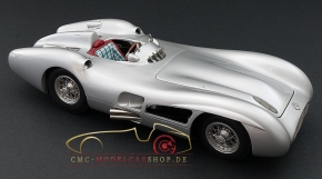 CMC Mercedes-Benz W 196R, Stromlinie, 1954 Version