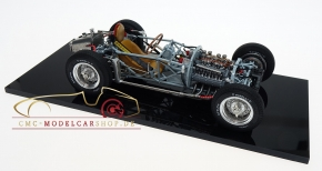 CMC Lancia D50, 1955 Rolling Chassis