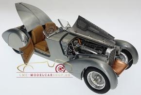 CMC Bugatti 57 SC Corsica Roadster, 1938 unlackiert