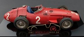 "CMC Maserati 250F #2 GP Frankreich 1957, ""DIRTY HERO ®"" Jubiläumsmodell 20 Jahre CMC"