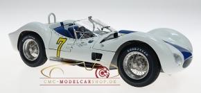 CMC Maserati Tipo 61 Birdcage #7 GP Cuba (Havana) 1960, mit Originalsignatur Sir Stirling Moss