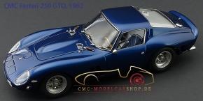 CMC Ferrari 250 GTO, 1962 Blue