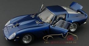 CMC Ferrari 250 GTO, 1962 Bleu