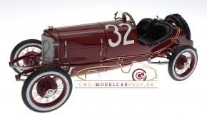 CMC Mercedes Targa Florio, 1924 #32 Christian Lautenschlager/Wilhelm Traub, 2nd place