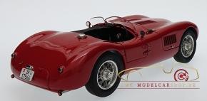 CMC Jaguar C-Type rouge