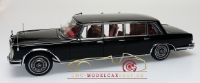 CMC Mercedes-Benz 600 Pullman (W100) 6-door black