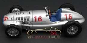 CMC Mercedes-Benz W 165 #16, 1939