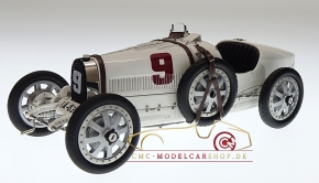 CMC Bugatti T35 #9 GP Allemagne, Nation Color Project