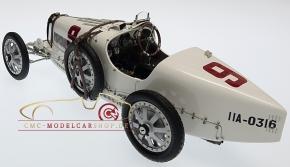 CMC Bugatti T35 #9 GP Deutschland, Nation Color Project
