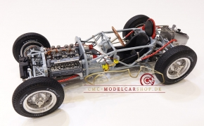 CMC Lancia D50, 1955 Rolling Chassis inkl. Bodenplatte
