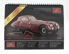 "CMC calendar ""20 years CMC"" 2015"
