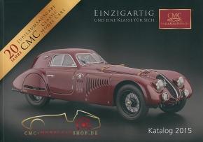 "CMC Katalog ""20 Jahre CMC"" 2015, Jubiläumsausgabe"