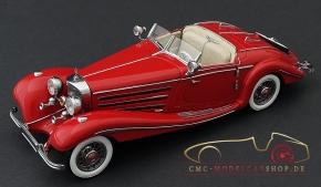 CMC Mercedes-Benz 500 K, Spezialroadster open, 1936