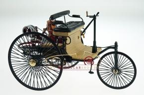 CMC Benz Patent Motor Wagon, 1886