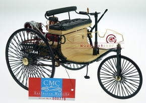 CMC Benz Patent Motorwagen, 1886