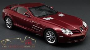 CMC Mercedes-Benz SLR McLaren, red metallic, leather black