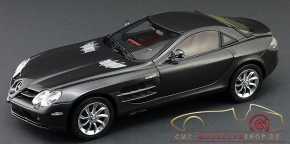 CMC Mercedes-Benz SLR McLaren, anthracite metallic, leather red