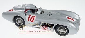 CMC Mercedes-Benz W 196 R #16, Stirling Moss, GP Monza 1955, signed Special Edition