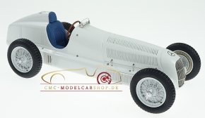 CMC Mercedes-Benz W25, Ein Mythos in weiß, 1934