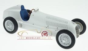CMC Mercedes-Benz W25, Un mythe en blanc, 1934