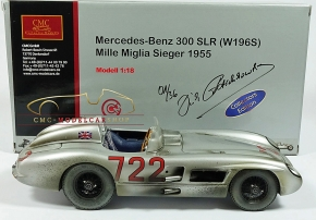 "CMC Mercedes-Benz 300 SLR ""Dirty Heros"", 2. Collectors Edition"