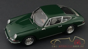 CMC Porsche 901 (Serie) 1964 irish green, interior leather black