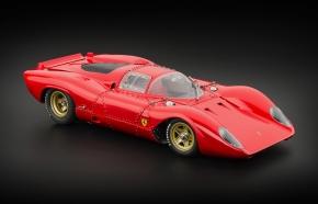 CMC Ferrari 312P Berlinetta Sports Coupé 1969