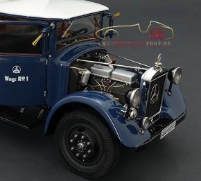 CMC Mercedes-Benz LKW Renntransporter LO 2750, 1934-38