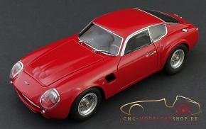 CMC Aston Martin DB4 GT Zagato rouge, 1961