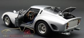 CMC Ferrari 250 GTO, 1962 Silber