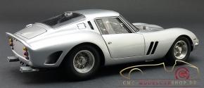 CMC Ferrari 250 GTO, 1962 Silver