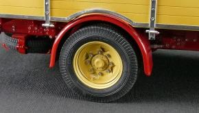 CMC Mercedes-Benz LKW LO 2750, 1934-38 Pritschenaufbau