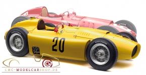 CMC Bundle: CMC Ferrari D50, #20 A. Pilette, GP Belgique + CMC Lancia D50, #6 Alberto Ascari, GP Turin, Italie